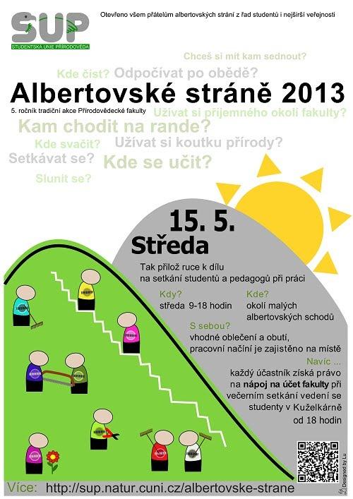Albertovské stráně 2013